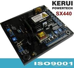 厂家直销现货供应SX440发电机自动电压调节器