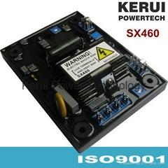 SX460 发电机自动电压调节器调压板生产厂家
