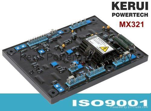 Automatic Voltage Regulators For Generator AVR MX321 1