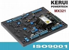 厂家直销现货供应MX321发电机自动电压调节器