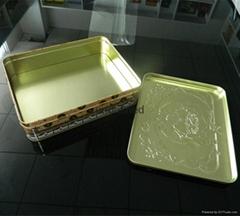 大號鐵罐 衣服月餅節日馬口鐵盒
