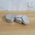 Round spiral aluminum pot body essential oil aluminum box 3
