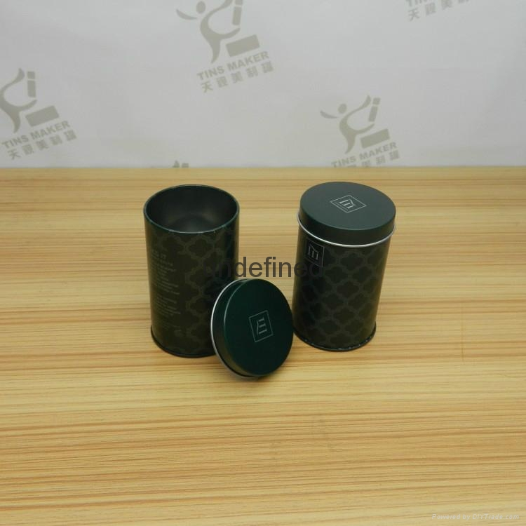 Food grade tea cake packaging cans 4