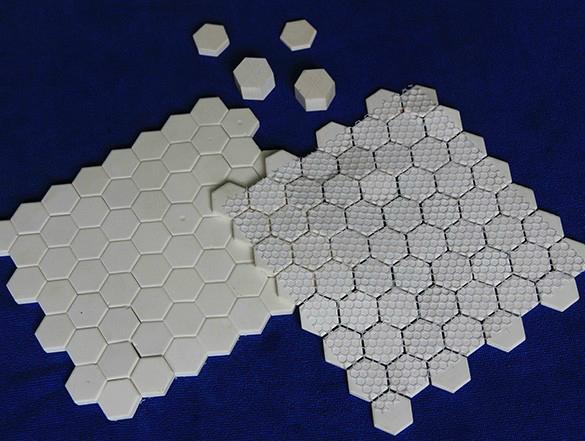 Wear-Resistance Alumina Mosaic 1