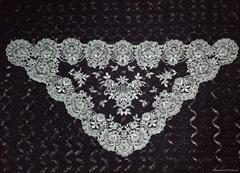 Spanish style veil mantilla Catholic church chapel scarf lace Mass latin L