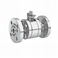 high pressure forged steel ball valve for power station