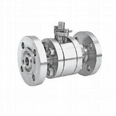 high pressure forged steel ball valve