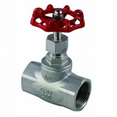 Globe Valve Thread End 200WOG