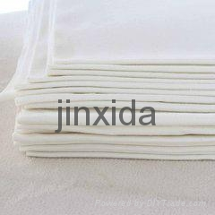 Super High Quality White Cotton Grey Muslin Fabric and Textile