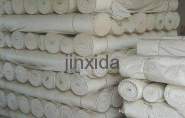 Super High Quality Cotton Grey Muslin Fabric and Textile 4