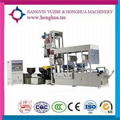 Two Extruder Film Blowing Machine