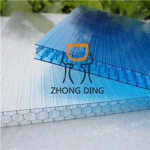 Honeycomb Polycarbonate Sheet 1