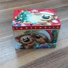U9303 Biscuits Tin Box