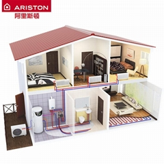 南昌阿里斯頓熱水器地暖壁挂爐