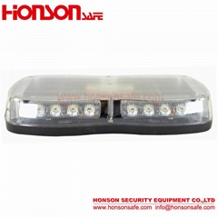 LED warning mini lightbar for emergency
