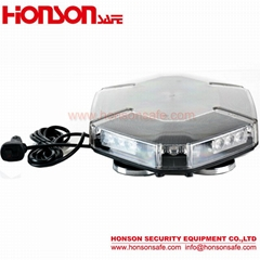 High power Gen 3 1W LED emergency warning mini lightbar HSM328