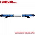 Hot DC12V 24V 1W Low-Profile light bar vehicle warning police lightbar HS8130 4