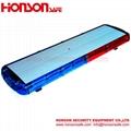Hot DC12V 24V 1W Low-Profile light bar vehicle warning police lightbar HS8130 2