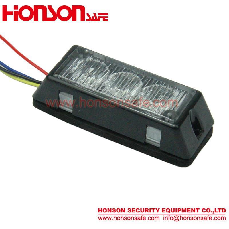 Popular LED Grille Emergency Vehicle Warning Light HF-132 3