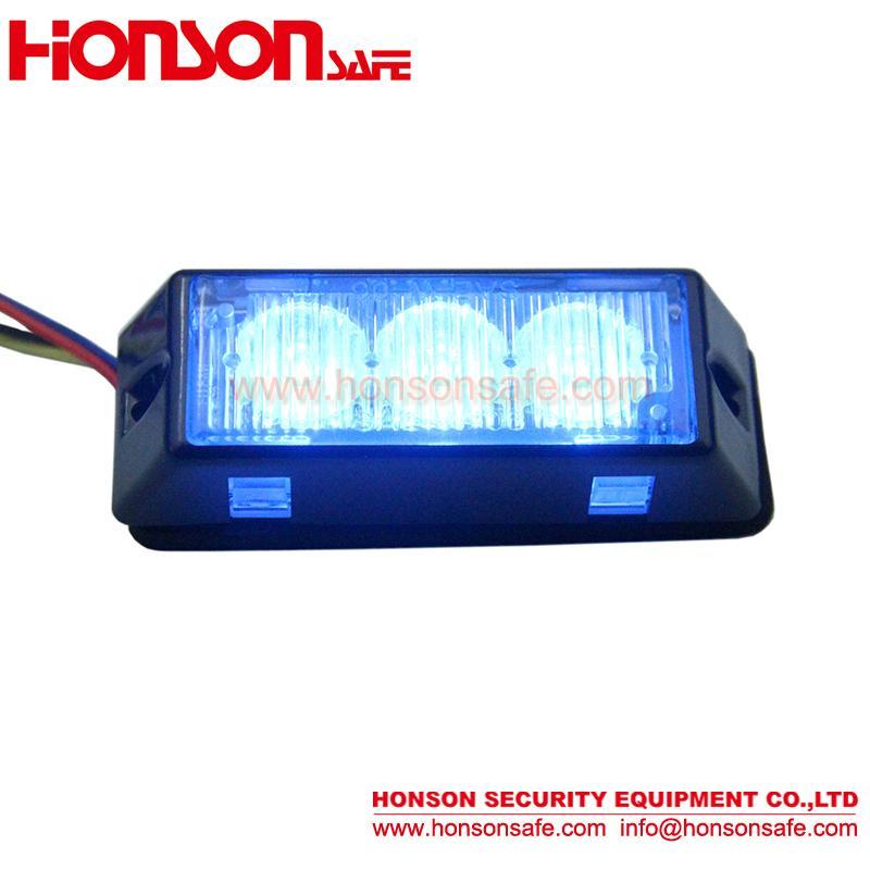 Popular LED Grille Emergency Vehicle Warning Light HF-132 1