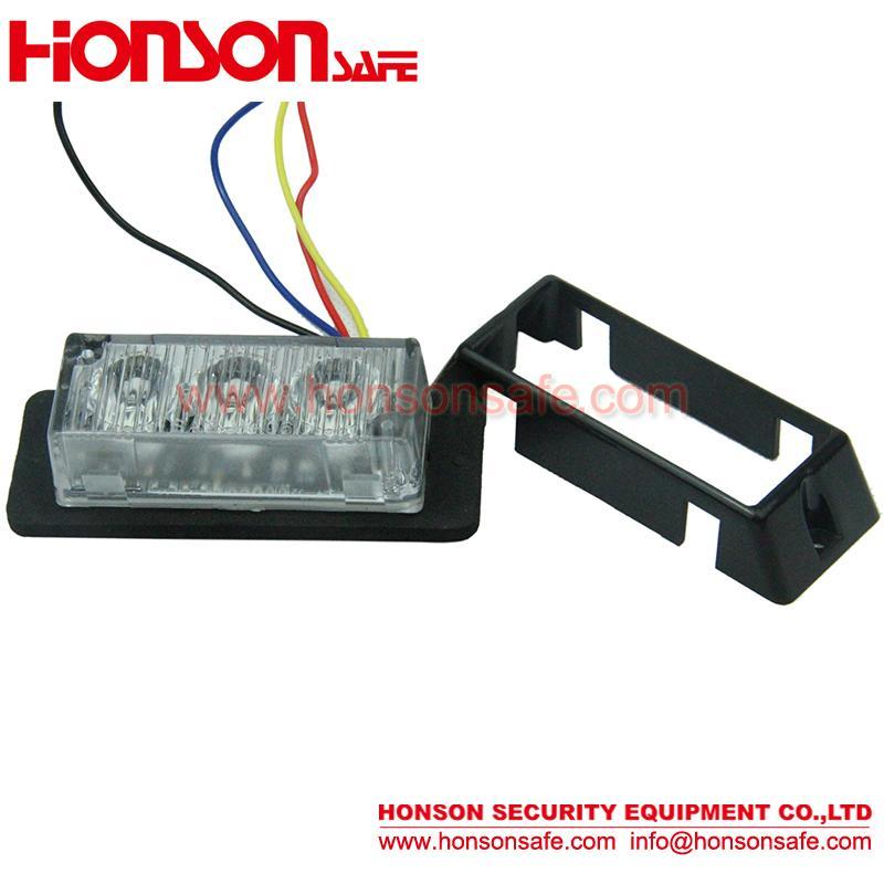 Popular LED Grille Emergency Vehicle Warning Light HF-132 5