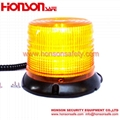 Amber LED Emergency Vehicle Circle