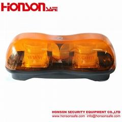 Led warning lightbar Clear PC Cover LED Beacon Lights emergency Mini Lightbar