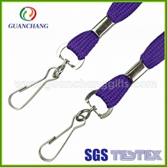 Top quality custom neck id card holder lanyard