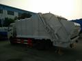 AYDL- compression garbage truck 3