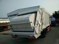 AYDL- compression garbage truck 1