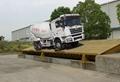 AYDL-Shacman cement mixer truck