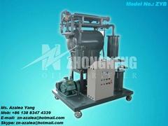 Series ZYB Multifunction Vacuum Insulating Oil Purifier