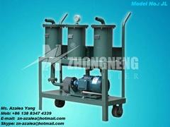 Series JL Portable Oil Purifier & Oiling Machine