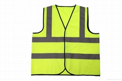 High Visibility Safety Reflective Vest EN20471