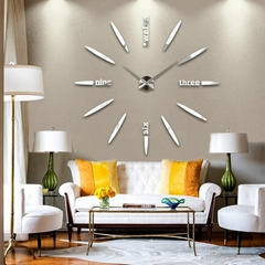 Large 3D DIY clock