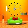 Big size wall clock