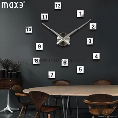 Wall clock big size for