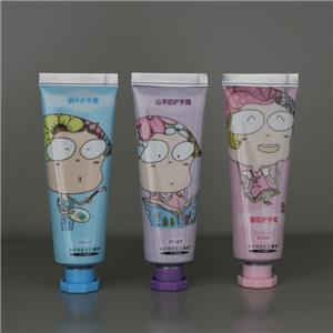 Cosmetic Tube For Hand Cream 1
