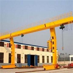 L Model Electric Hoist Gantry Crane