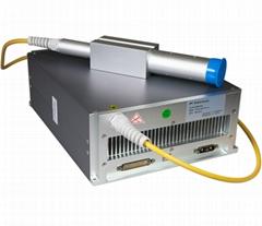 杰普特脉宽6-200ns可调MOPA光纤激光器