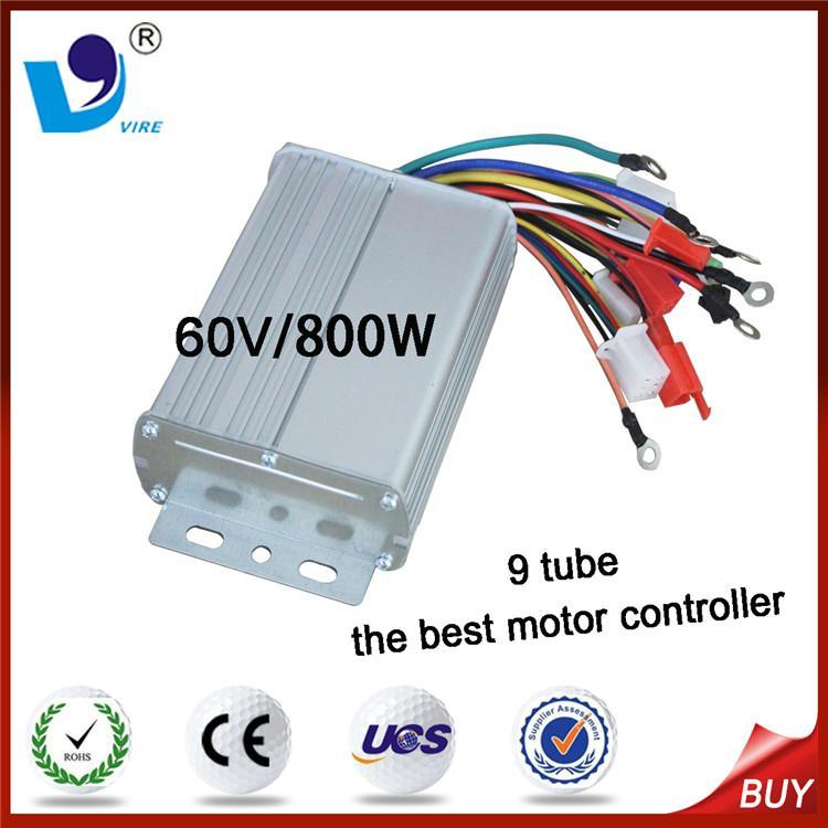 Dc motor controller 36v 1500w electric bike contactor 4