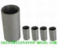 Sintered Metal Filter Cartridge