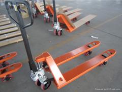 Diesel Forklift truck smaller china hand pallet truck