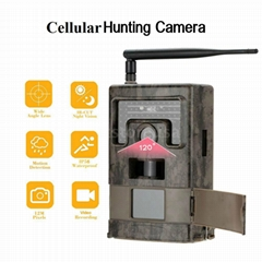 12mp 1080P Wholesale Infrared Hunting Camera 940nm Night Vision 48pcs IR LED