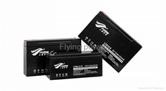 hot sale rechargeable agm vrla 6v 2.3ah battery good price