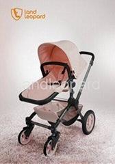 Landleopard Zebra Baby Stroller from Xiamen city, good products passes EN1888