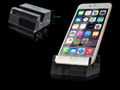 Security acrylic block phone stand cell phone display 3
