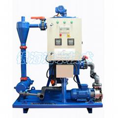 冷却塔旁流电解水处理器(ECT)