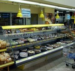 瀾海弧形蛋糕櫃糕點甜品冷藏冷凍展示櫃