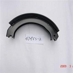 4709 Powder Coat Brake Shoe